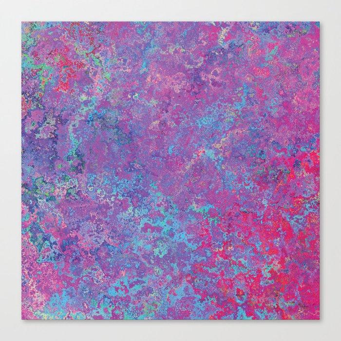 Acid Wash Canvas Print