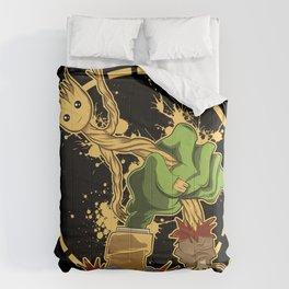Zombi vs Plantas  Comforters