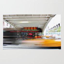 New York Grand Central Cafe Rug