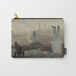 the truth is dead · just make money Carry-All Pouch
