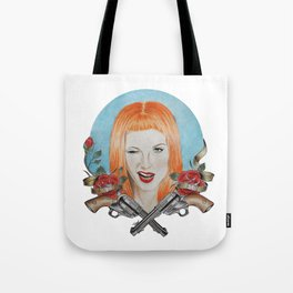 Hayley Williams Wanted! Tote Bag