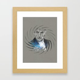 TheSpin Doctor Framed Art Print