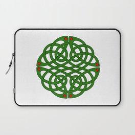 The Book of Kells Medallion Laptop Sleeve