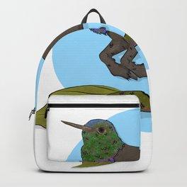 Humming Hypocampus Backpack