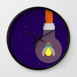 Firefly Bob Wall Clock