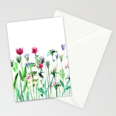 Summer || watercolor Stationery Cards