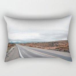 Patagonic road Rectangular Pillow