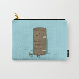 Needs Paper For Resume Carry-All Pouch