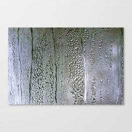 Condensation Canvas Print