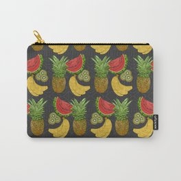 Tropical Fruit Salat Carry-All Pouch