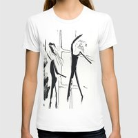 ballet T-shirts featuring Ballet by Anna Egorova
