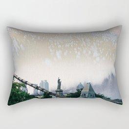 Oakland Cemetery Atlanta Rectangular Pillow