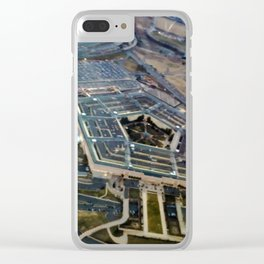 The Pentagon Clear iPhone Case