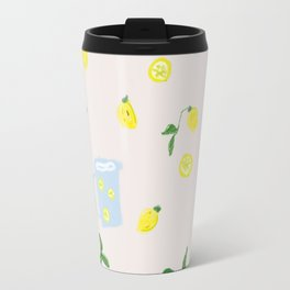 I wish I had a lemon tree Travel Mug