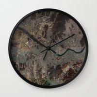 seoul Wall Clocks featuring Seoul Korea by LERN