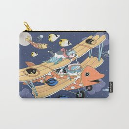 The Flying Night Carry-All Pouch