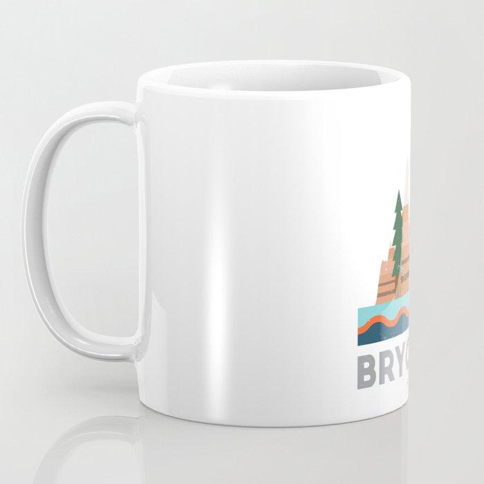 Bryce Canyon National Park Utah Graphic Coffee Mug