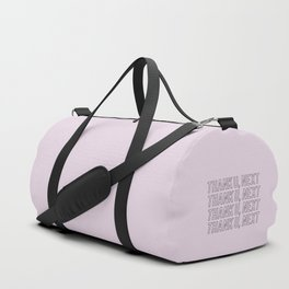 THANK U, NEXT II Duffle Bag