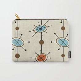 Atomic Era Satellites Carry-All Pouch