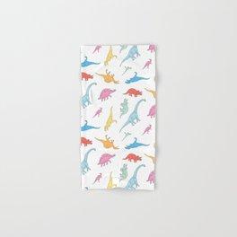 Dino Doodles Hand & Bath Towel
