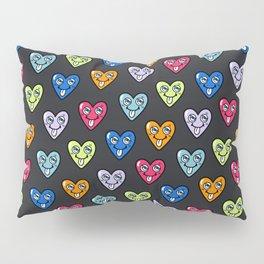 LOVE HEARTS Pillow Sham
