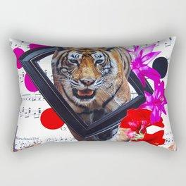 Eyes of my tiger Rectangular Pillow