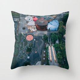 EMP / MoPop Throw Pillow