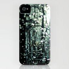 Blue Burns the Twilight Slim Case iPhone (4, 4s)