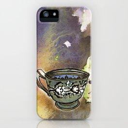 Tittie Tea Cups iPhone Case