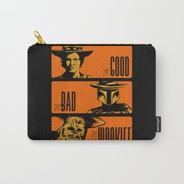 The Good, the bad and the wookiee Carry-All Pouch
