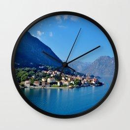 Kotor 3 Wall Clock