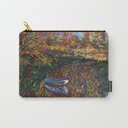Sailing on perceptions Carry-All Pouch