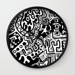 Euclid Wall Clock