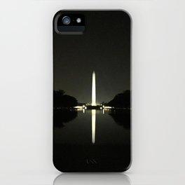 Washington DC Nightlight iPhone Case