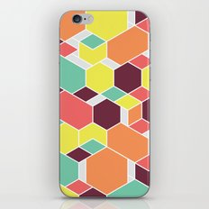 Hex P II iPhone & iPod Skin