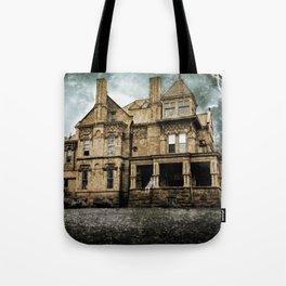 Haunted Hauntings Series - House Number 2 Tote Bag