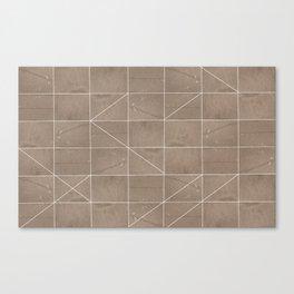 Sand Box Canvas Print