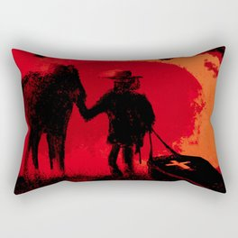 Django Rectangular Pillow