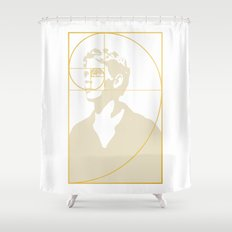 Stay Gold, Ponyboy Shower Curtain