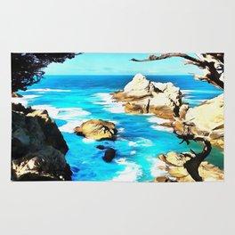 Point Lobos Rug