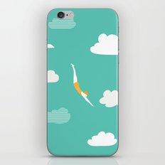 High Diver iPhone Skin