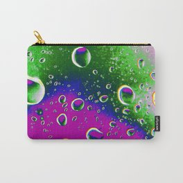 Waterdrop Abstract Carry-All Pouch