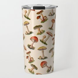 Magical Mushrooms Travel Mug
