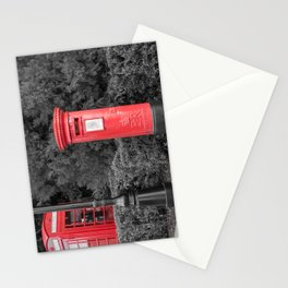 British Icons Stationery Cards