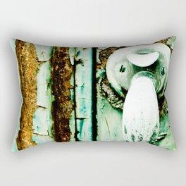 Come In Rectangular Pillow