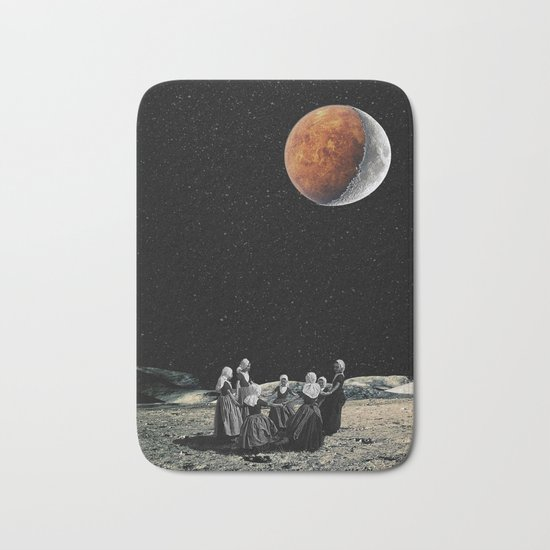 Celebration of the new Moon Bath Mat