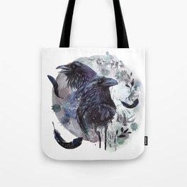 Full Moon Fever Dreams Of Velvet Ravens Tote Bag