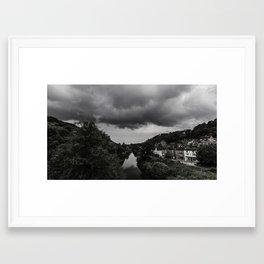 Ironbridge Framed Art Print