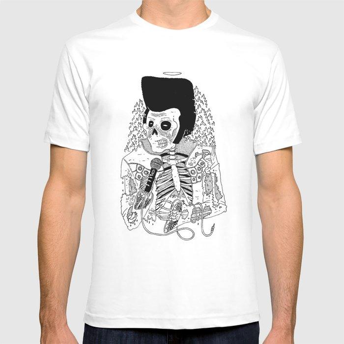 Dead Famous - Elvis T-shirt