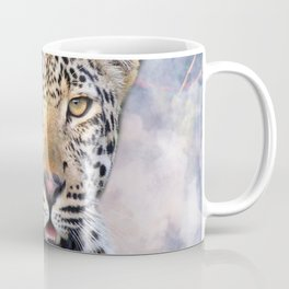 Cool Leopard Coffee Mug